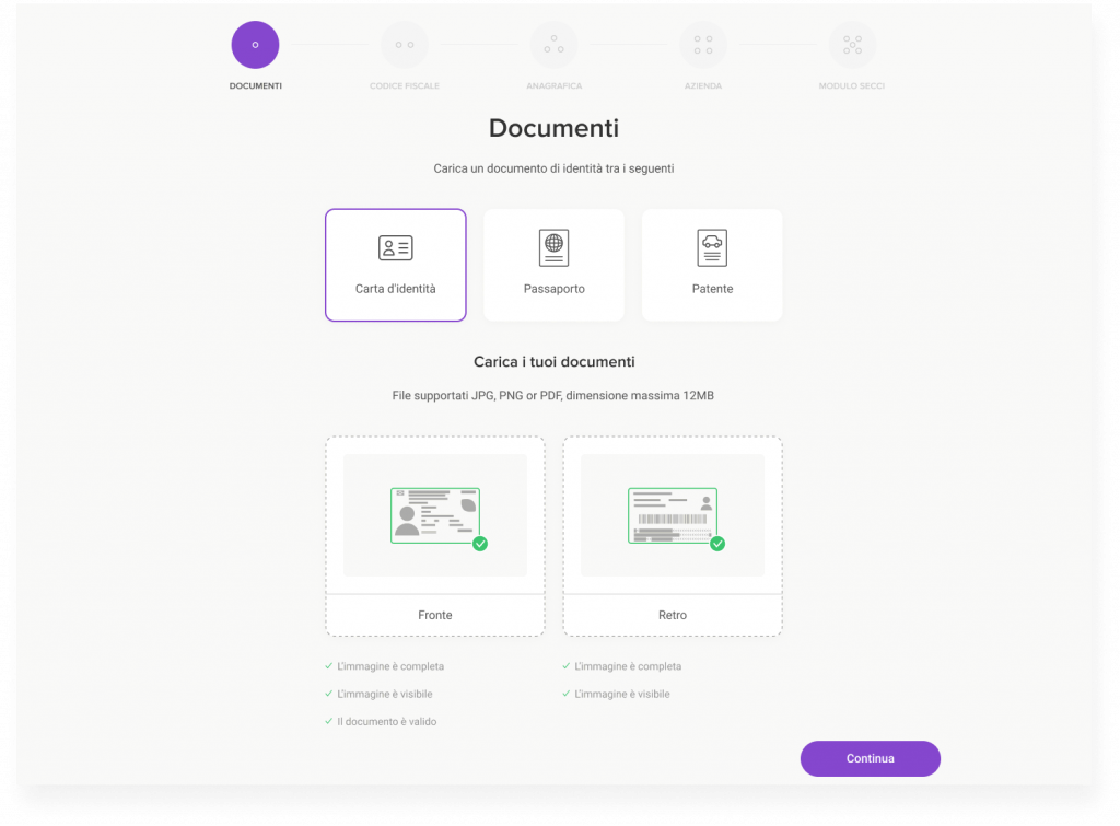 finleap connect Lendbox, Document Management System