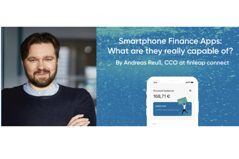 Andreas Reuß on Capital's finance app study.