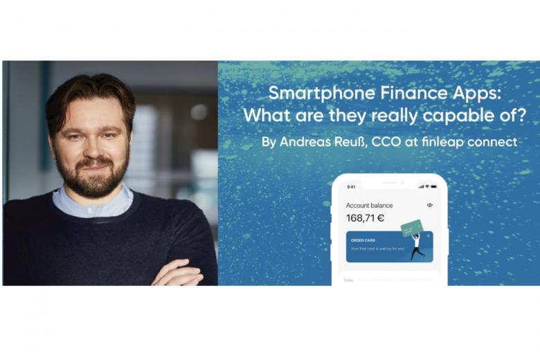 Andreas Reuß on Capital's finance app study.